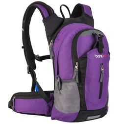 18L Insulated Hydration Backpack Pack with 2.5L Water Bladde