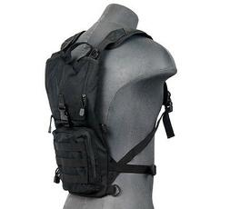 Lancer Tactical 2.5L Hydration Pack Backpack Bladder Storage