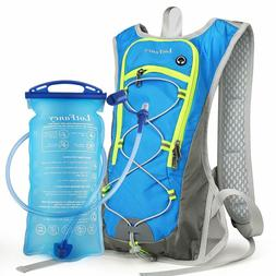 2L Outdoor Sporting Hydration Backpack Water Bladder Bag Pac