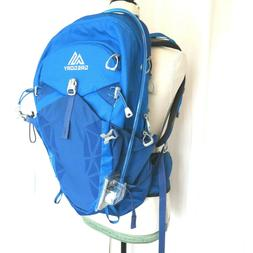 Gregory 3D Hydro Back Pack Rucksack Tahoe Blue NEW WITH TAGS