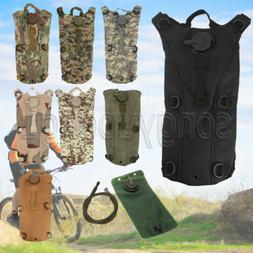 3L Hydration Packs Tactical Water Bag Assault Backpack Hikin