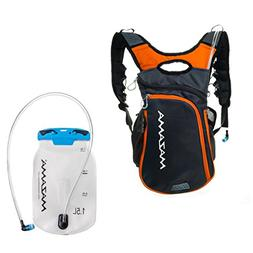 Mazama - KOOSAH Hydration Reservoir Pack - 1.5L Water Bladde