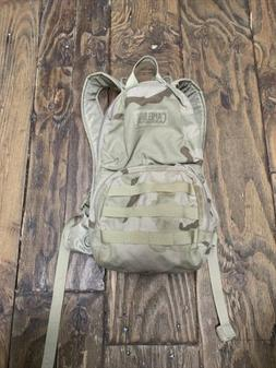 Camelbak MULE Hydration Pack DCU Tan Camouflage Military Wat