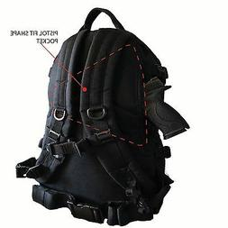 Krevis CCW Tactical Back Pack