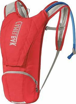 Classic Hydration Pack, Camelbak, 85 oz Racing Red/Silver