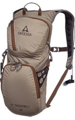 Ascend Current 4L Hydration Water Pack Color Tan Bass Pro