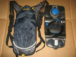Outdoor Products H2O Performance Hydration Pack, Dark Blue,