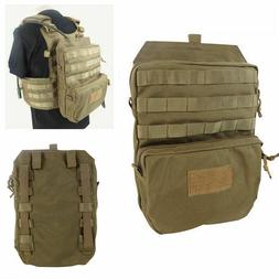 Hiking 3L Hydration Pack Tactical Molle Water Reservoir Back