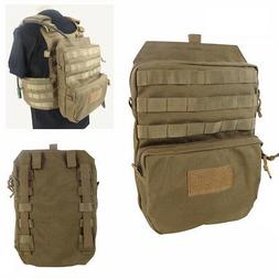 hiking 3l hydration pack tactical molle water