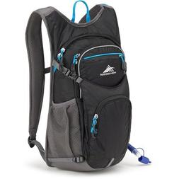 High Sierra HydraHike 16L Hydration Pack, Black/Slate/Pool