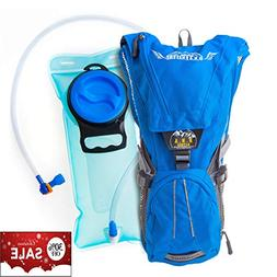 Hydration Backpack Pack With 2L Water Bladder For Men,Women,