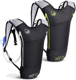 Hydration Backpack Pack of 2 with 2L Water Bladder Camelback