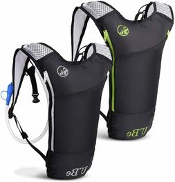Hydration Backpack Pack of 2 with 2L Water Bladder - Camelba
