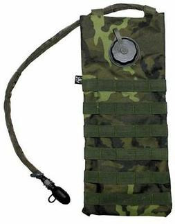 Hydration Pack 2,5L Czech Army Camo Pattern Vz.95 . CZ Camo