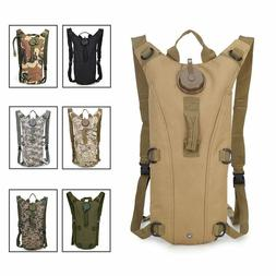 Hydration Pack 3L Tactical Bike Bicycle Camel Water Bladder