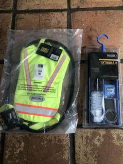 camelbak hydration pack AND cleaning Kit ! Neon Yellow Safet