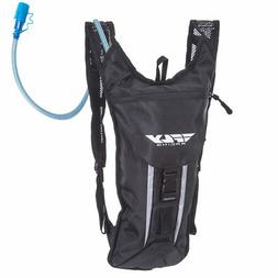 Fly Racing Hydro Pack Hydration Pack w/ 70 oz Bladder Black