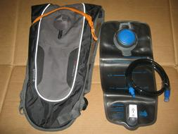 Outdoor Products Kilometer 8.0 Hydration Pack, 2 Liter, Blac