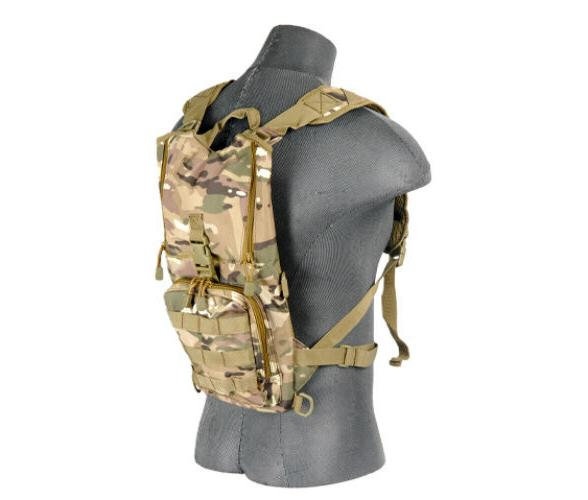 2 5l hydration pack backpack bladder storage