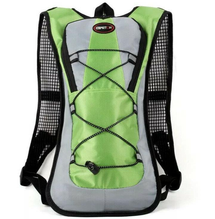 2L Bag Hydration Backpack Hiking Camping