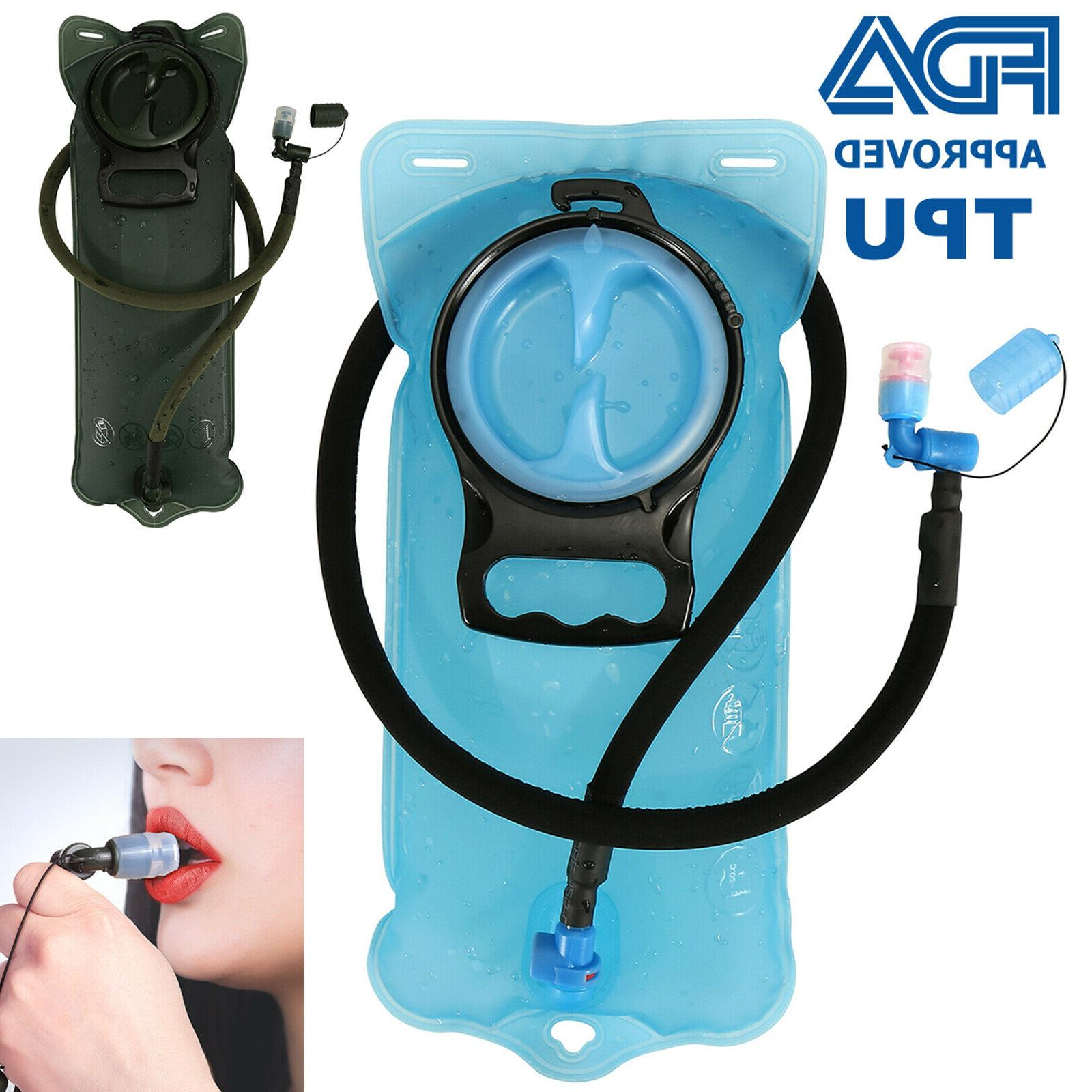 70 100oz tactical hydration bladder system water