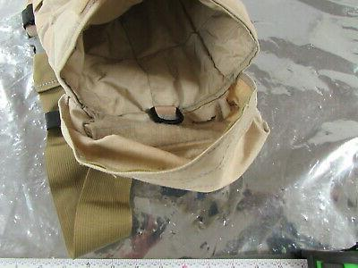 """PATRIOT PERFORMANCE MATERIALS BACKPACK HYDRATION PACK 17"""" TAN"""