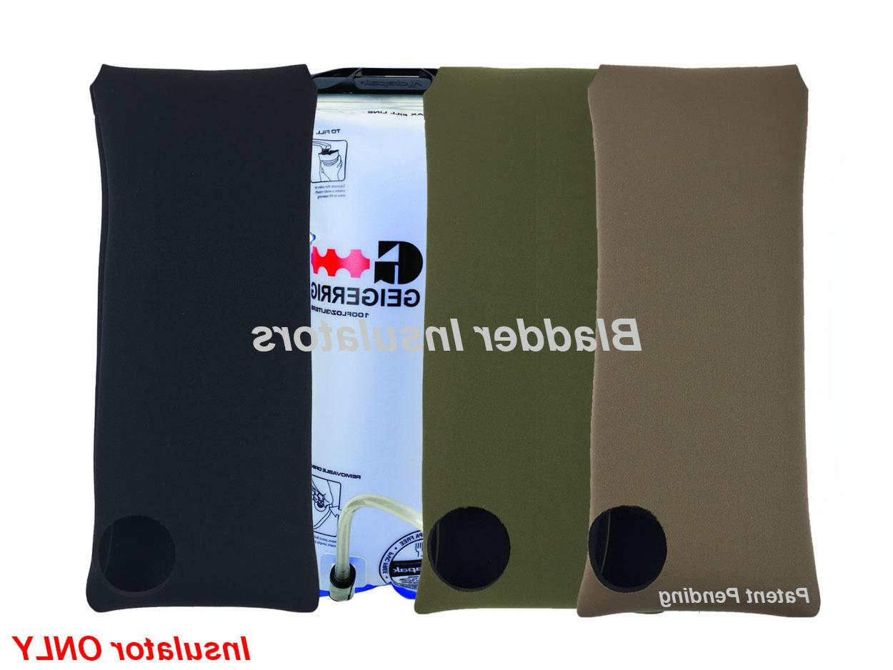 bladder insulation for geigerrig hydration pack engine