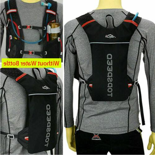 breathable bicycle hydration backpack vest bag pack