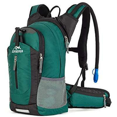 camping and hiking rupumpack insulated hydration backpack