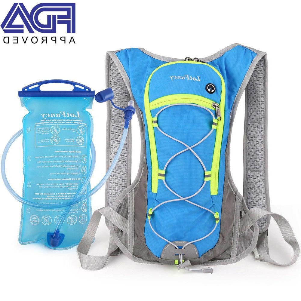 cycling bag bike hydration backpack water bladder