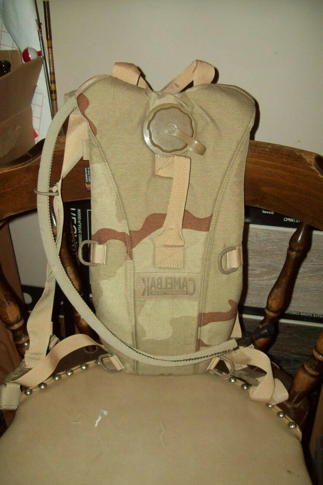 hydration pack thermobak 3l beige camo