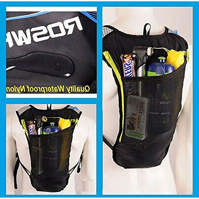 Lightweight BPA Insulated Hydration Backpack 2L