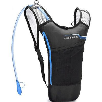lightweight bpa free thermal insulated hydration backpack