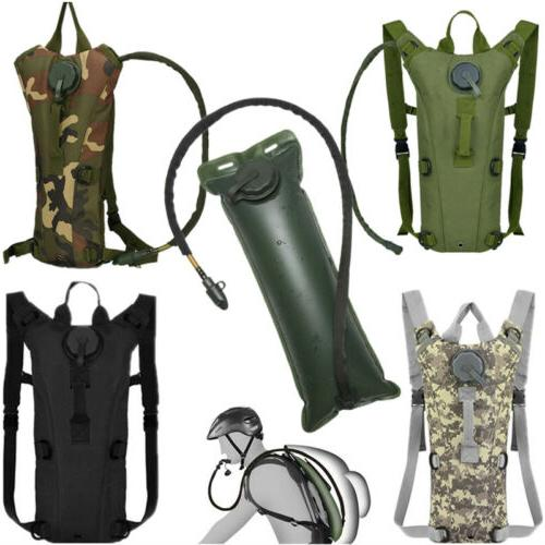 new 3l water bladder bag hydration backpack