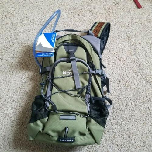 oasis 1100 hydration pack backpack w 2
