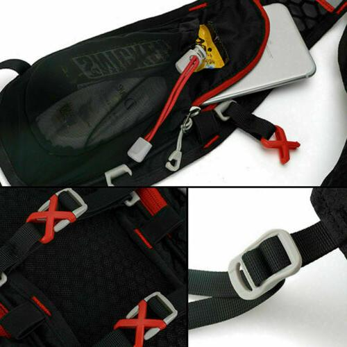 Breathable Bicycle Hydration Vest Pack Camping