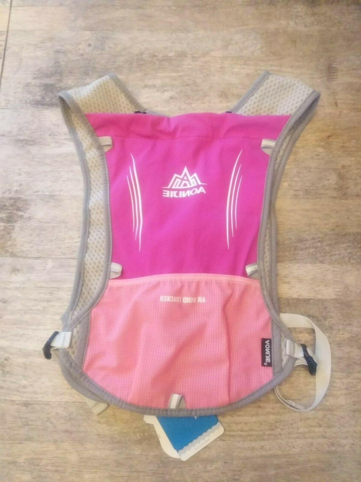 Aonijie RACE TRI Hydration Vest S4 New with