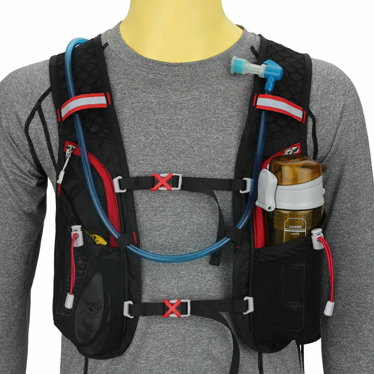 Sport Vest Breathable Hydration^Pack Water