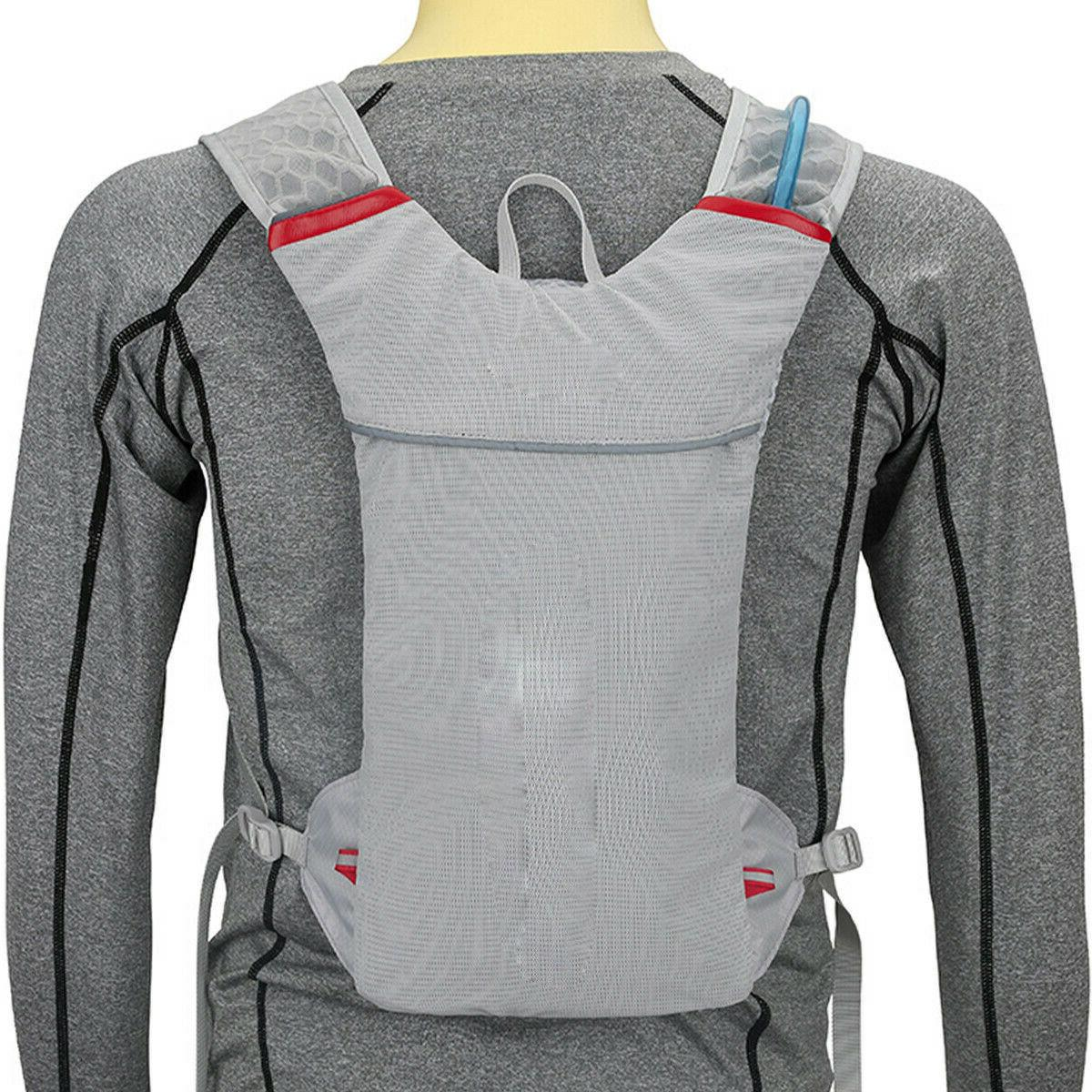 Sport Running Vest Backpack Hydration^Pack Water