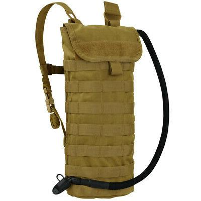 Tactical MOLLE Pack Liter
