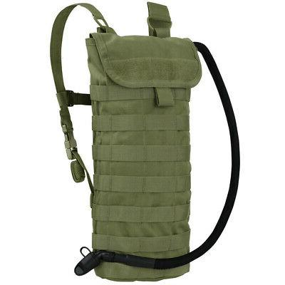 Tactical Pack Carrier w/ 2.5 Liter Water