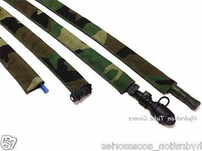 Woodland Hydration Tactical Pack Drink Tube Cover... for Pai