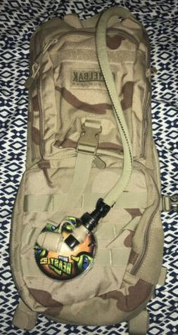 maximum gear hydration pack backpack camo new