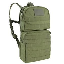 Molle HYDRATION Carrier BACK-PACK 2.5L Bladder Water TPU - O