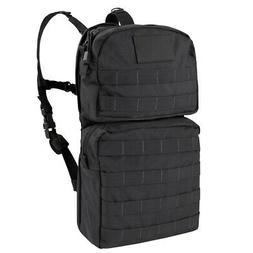 Molle Hydration Carrier Pack Water Backpack with 2.5 Liter B