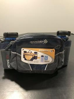 Out Door Products Hydration Waist Pack. New 2 Bottles.