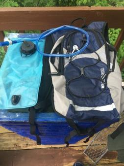 revel 8l hydration pack backpack hands free