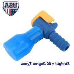 Hydration Pack Replacement Bite Valve Nozzle Mouthpiece Fits  jnULUK