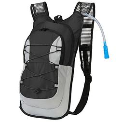 Equipped Outdoors Survival Hydration Pack - 2 Liter Water Bl