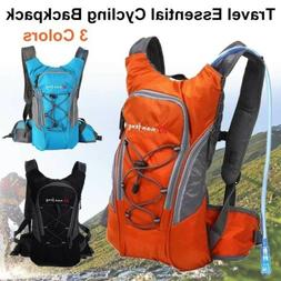 Tactical Hydration Pack Backpack with 2L Leak-Proof Water Bl